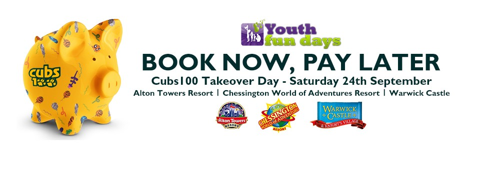 Youthfundays Website Banner