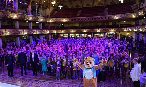 Blackpool Ballroom event