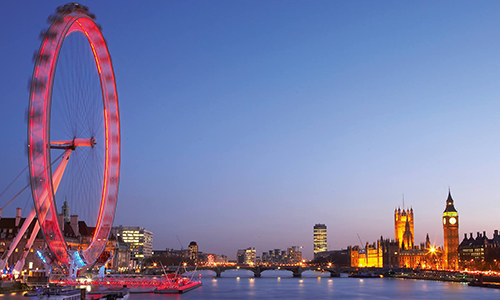 The Coca-Cola London Eye 2