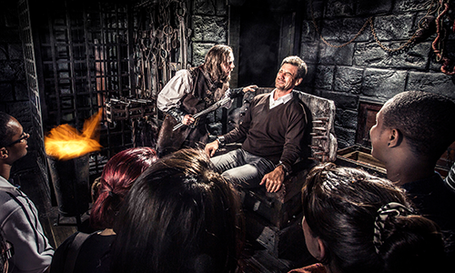 The London Dungeon 3