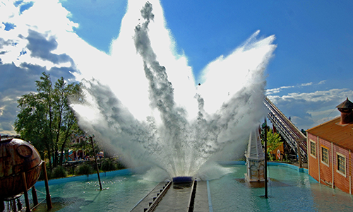 Thorpe Park resort 3
