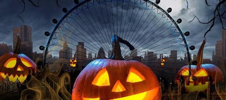 Halloween……… London
