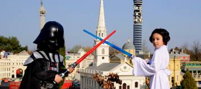 CHANNEL THE FORCE AT THE LEGOLAND® WINDSOR RESORT