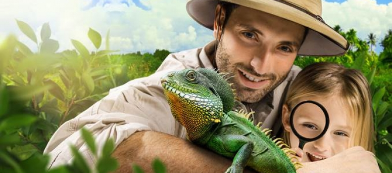 MEET OUR RAINFOREST RANGERS AT SEA LIFE HUNSTANTON NEW FOR 2017!