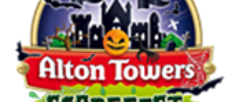 SCAREFEST IS BACK AT ALTON TOWERS…